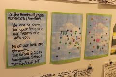 Student Letters and Artworks from Tuktoyaktuk, Northwest Territories B-160