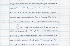 Letter From a Student in Winnipeg, Manitoba B-412(aw)